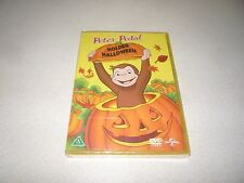 CURIOUS GEORGE A HALLOWEEN BOO FEST : DVD BRAND NEW AND SEALED