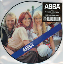 "ABBA - The Name Of The Game - 7"" vinyl picture disc 2017 Ltd new rare"