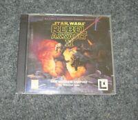 Star Wars Rebel Assault II 2 The Hidden Empire (PC, 1995) WindowsComputer Game