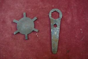 British Army Field stove army cooker no2 spares tools flame spreader / spanner