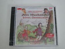 ROLF ZUCKOWSKI/RALES MUSIKMÄRCHEN, KÖNIG DROSSELBART(POLYDOR 179 342-5) CD ALBUM