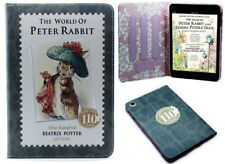 For Apple iPad Mini 1 2 3 4 Classic Book Peter The Rabbit Stand Case Cover Sleep