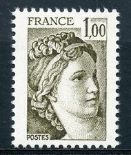 STAMP / TIMBRE FRANCE NEUF N° 2057 ** TYPE SABINE
