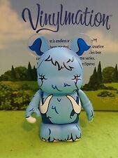 "Disney Vinylmation Park 3"" Set 2 Urban Redux Variant Blue Mammoth Wooly"