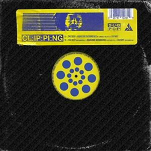 Clipping.-The Deep VINYL NEW