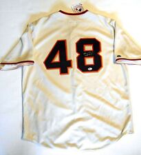 PSA Pablo Sandoval Majestic SF Giants Signed Auto Autograph Baseball Ball Jersey