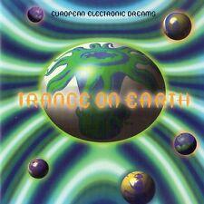 Trance On Earth - European Electronic Dreams - CD - PROGRESSIVE TRANCE - TBFWM