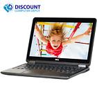"""Dell Slim Laptop Computer E7240 12.5"""" Core I5 8gb 128gb Ssd Wifi Windows 10 Pro"""
