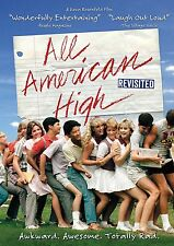 ALL AMERICAN HIGH REVISITED KEVA ROSENFELD WIDSCREEN NEW SEALE DVD FREE SHIPPING