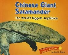 Chinese Giant Salamander : The World's Biggest Amphibian by Ann O. Squire
