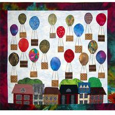 HOT-AIR BALLOON ADVENT CALENDAR QUILT PATTERN, from Tivoli Quilt Creations *NEW*