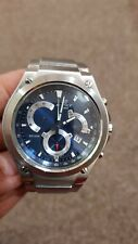 Casio Edifice EF-525D-1AVDF chronograph rare imported watch