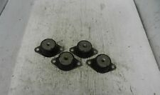 95 XP SEADOO 717 720 RUBBER ENGINE MOTOR MOUNT 270000065 SET OF FOUR