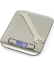 Digital 5KG/1G Stainless Steel Electronic Digital Kitchen Scale