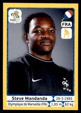 Panini Euro 2012 (Swiss Platinum Edition) Steve Mandanda (France) No. 462