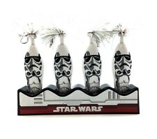 Star Wars Kooky Kilckers Pens Strormtrooper 4pk Series 2 Bonus Pen Holder Clone