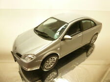 J-COLLECTION NISSAN PRIMERA - SILVER METALLIC 1:43 - GOOD CONDITION - 59