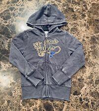 Brand New NHL St. Louis Blues Kids Hoodie Jacket Size S (6/6X)