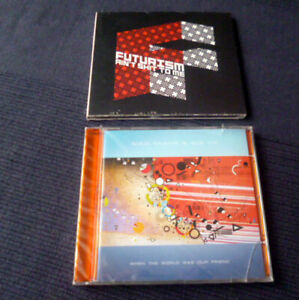 2CD Cold Chains Sue Cie ALBUM +KITTY-Yo v/a Funkstörung Aesop Rock Gonzales Pole