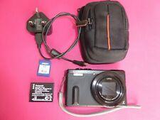 Panasonic LUMIX DMC-TZ60 18.1MP Digital Camera, 4gb mem + case - Black