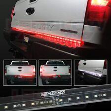 """LEDGlow 60"""" Red Tailgate LED Light Bar w White Reverse for Full Size Trucks"""