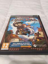 La Fuga De Deponia PC Dvd-Rom FX Interactive