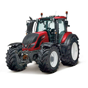 Valtra N174 in Red