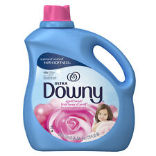 Downy April Fresh Fabric Softener Clothe Home Laundry, 129 Fl Oz