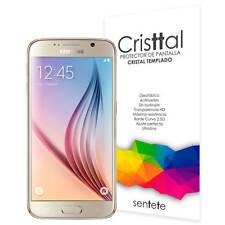 Sentete® Samsung Galaxy S6 Protector de Pantalla de Cristal Templado PREMIUM