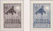 Europa CEPT 1957 België 1070-1071 - MNH