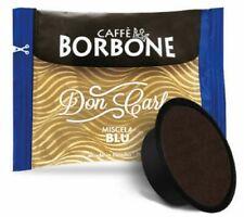 Caffè Borbone Don Carlo Miscela BLU Capsule Compatibili Lavazza A Modo Mio - 50 Pezzi