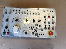 Fanuc 6M Mori Seiki MV 45/40 Operator Panel A20B-0060-C428