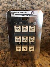 LiteTouch/ Savant 9 Button Keypad Dimer (Light Almond)