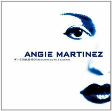 Angie Martinez If I could go (2002, feat. Lil' Mo & Sacario) [Maxi-CD]