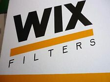 ORIGINAL WIX FILTERS LUFTFILTER WA6687 SEAT, SKODA, VW