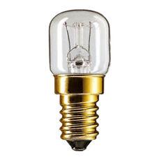 4x Philips ampoules 40W SES E14 capacité 300° pour fours et cuisinières