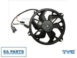 Fan, radiator for CITROËN PEUGEOT TYC 826-0008