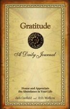 Gratitude: A Daily Journal by Jack Canfield , Hardcover