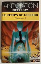 (FN964) ANTICIPATION FLEUVE NOIR  ? N° 1799 - LE TEMPS DE L'EFFROI