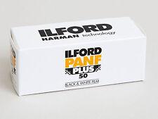 Pellicola medio formato Rullino BN bianco e nero Ilford PanF Plus 50 120
