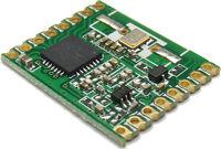 RFM69HW 868Mhz +20dBm HopeRF Wireless Transceiver (RFM69HW-868S2)