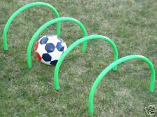 Set of 4 Soccer Passing Training Arches, Arch, Targets