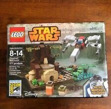 LEGO 2015 SDCC STAR WARS DAGOBAH EXCLUSIVE LE 646/1000 Sealed! VERY RARE