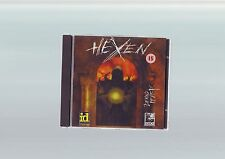 HEXEN : BEYOND HERETIC - HEXEN 1 1995 FPS SHOOTER PC GAME - ORIGINAL JC EDITION