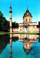 Schwetzingen , Schlossgarten : Moschee , Ansichtskarte