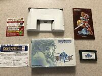 GameBoy Advance Sinyaku Seiken Densetsu-JPN GBA-(Final Fantasy Series) US Seller