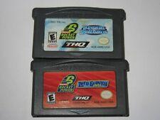 Nintendo Game Boy Advance GBA Lot of 2 Nickelodeon Rocket Power Games