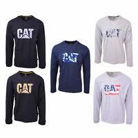 Caterpillar Men's Classic TM L/S T-Shirt S02