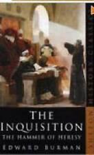 The Inquisition, New, Burman, Edward Book