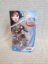 DC SUPER HERO GIRLS KATANA 15CM MATTEL